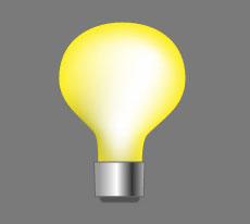 Light Bulb Energy Transfer Diagram